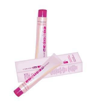 ING Coloring Cream 100 ml - odcień: 4C Kawowy (Czekoladowe)