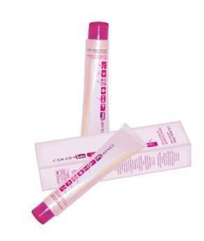 ING Coloring Cream 100 ml - odcień: 6.5 Ciemny Mahoniowy Blond (Mahoniowe)