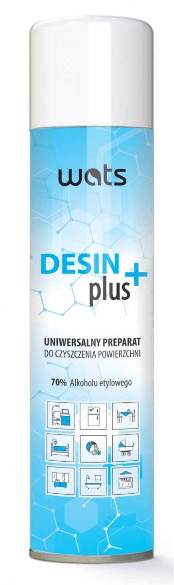 Desin Plus preparat do deyznfekcji wats 300 ml