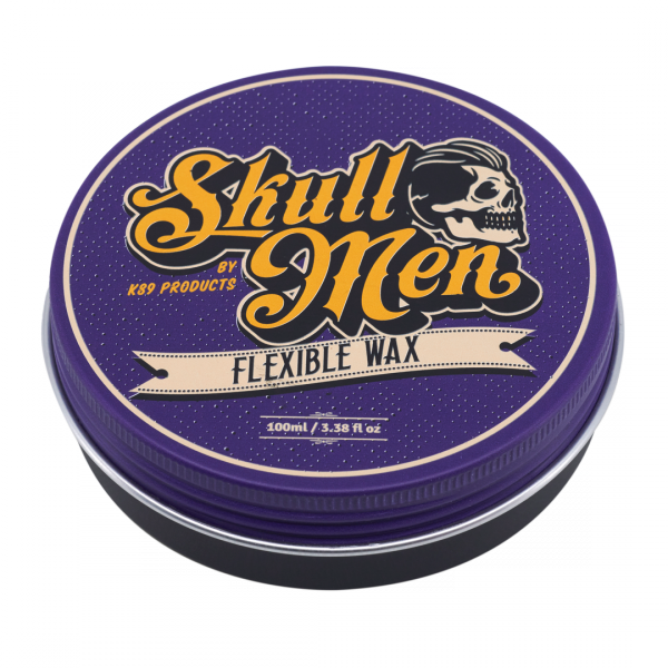 Skull Men - Elastyczny wosk utrwalający