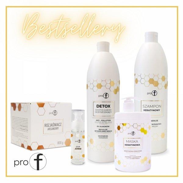 szampon keratynowy pro-d