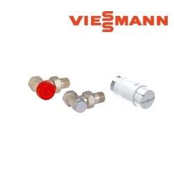 Zestaw Przyłączeniowy Kątowy Viessmann V Standard do Grzejników Boczno Zasilanych