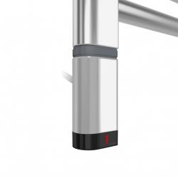 Grzałka One D30x40 Lewy 400W Kolor Chrom z Kablem Spiralnym