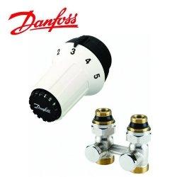 Zestaw Termostatyczny Prosty Danfoss Panda M30X1,5