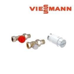 Zestaw Przyłączeniowy Prosty Viessmann V Standard do Grzejników Boczno Zasilanych