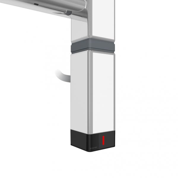Grzałka One K30x30 400W Kolor Chrom z Kablem Spiralnym
