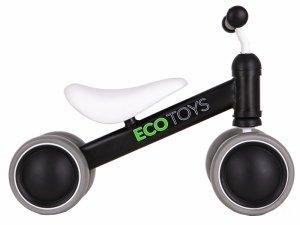 Rowerek biegowy mini rower Practise Black Ecotoys