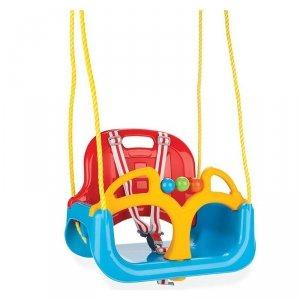 WOOPIE Huśtawka Swing 3w1 Niebieska
