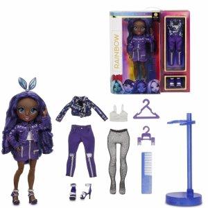 MGA Rainbow High Fashion Doll - Indigo - Krystal Bailey