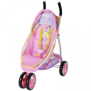 Baby Born Różowy Wózek do Biegania dla Lalek