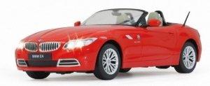BMW Z4 CABRIO RASTAR 1:12 RTR (zasilanie na baterie AA) - Czerwony