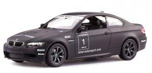 BMW M3 1:14 RTR (zasilanie na baterie AA) - Czarny