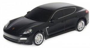 Porsche Panamera 1:24 RTR (zasilanie na baterie AA) - Czarny