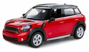 Mini Cooper 1:14 RTR (zasilanie na baterie AA) - Czerwony