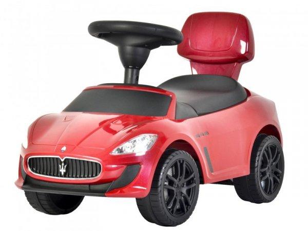 Jeździk Maserati z efektami dźwięku