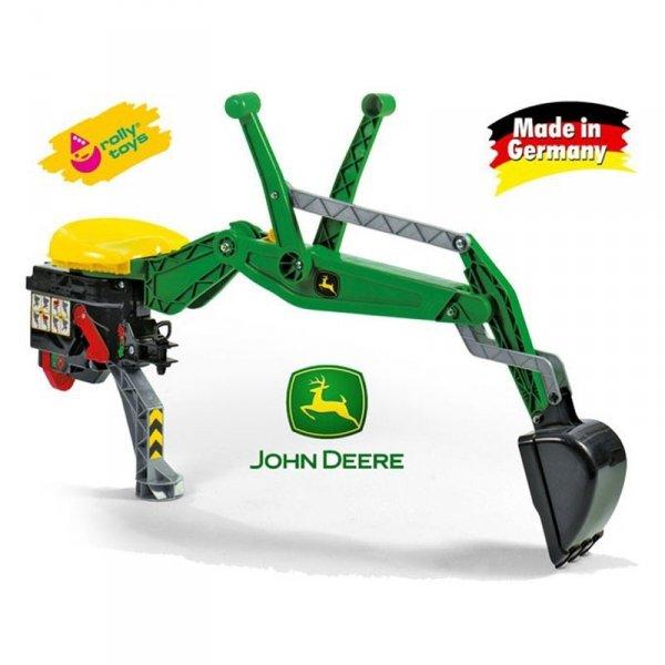 Rolly Toys Koparka doczepiana John Deere łyżka