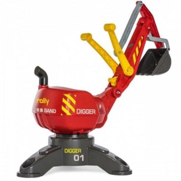 Rolly Toys Koparka dla dziecka Obrotowa 360 stopni do 50kg
