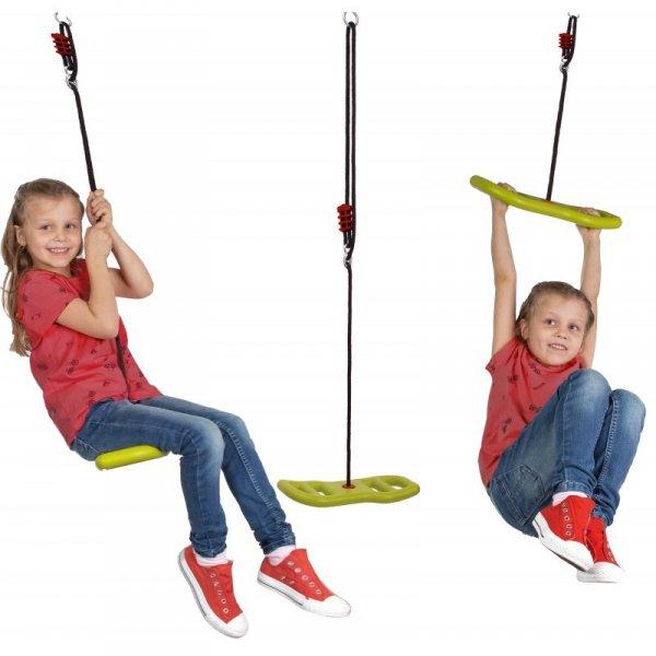BIG Huśtawka Activity Swing 2w1