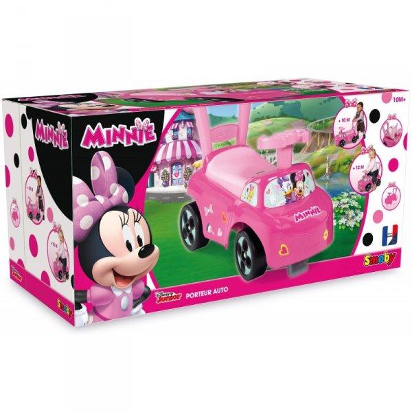 Smoby Jeździk chodzik 2 w 1 Minnie Mouse