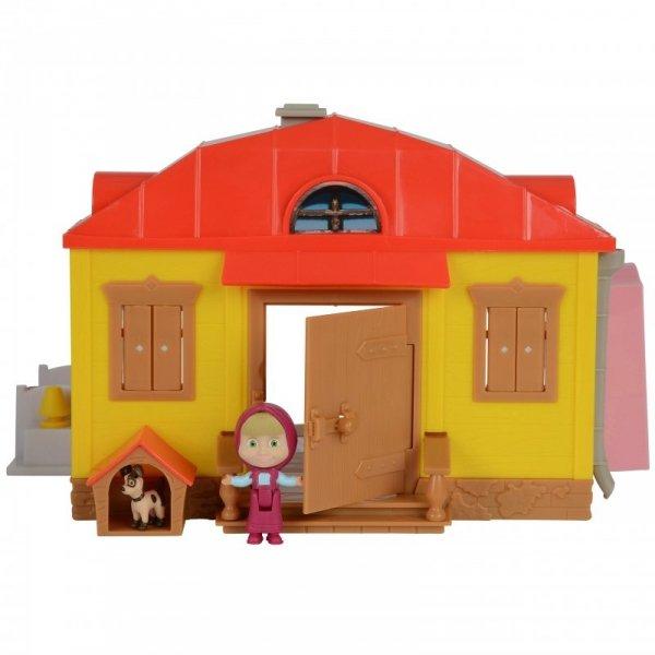 Simba Masza i Niedźwiedź Domek Maszy z figurką