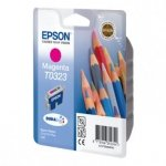 Epson oryginalny wkład atramentowy / tusz C13T032340. magenta. 420s. 16ml. Epson Stylus Color C80. C70 C13T03234010