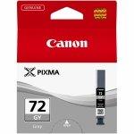 Canon oryginalny wkład atramentowy / tusz PGI72GY. grey. 14ml. 6409B001. Canon Pixma PRO-10 6409B001