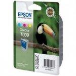 Epson oryginalny wkład atramentowy / tusz C13T00940110. color. 330s. 66ml. Epson Stylus Photo 1270. 1290. 900