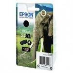 Epson oryginalny wkład atramentowy / tusz C13T24314012. T2431. black. 10ml. Epson C13T24314012