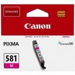 Canon oryginalny ink CLI581 M, magenta, 5,6ml, 2104C001, Canon PIXMA TR7550, TR8550, TS6150, TS6151, TS8150, TS81 2104C001