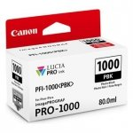 Canon oryginalny ink 0546C001, photo black, 2205s, 80ml, PFI-1000PBK, Canon imagePROGRAF PRO-1000 0546C001