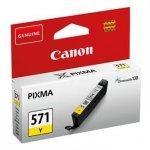 Canon oryginalny wkład atramentowy / tusz 0388C001. yellow. 306s. 7 1szt. Canon PIXMA MG5750. MG5751. MG5752. MG5753. MG6851. MG68 0388C001