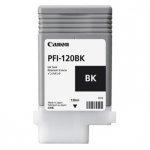 Canon oryginalny ink PFI120BK, black, 130ml, 2885C001, Canon TM-200, 205, 300, 305 2885C001