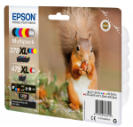 Epson Atrament Multipack 6-colours 378XL / 478XL C13T379D4010
