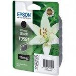 Epson oryginalny wkład atramentowy / tusz C13T059140. photo black. 13ml. Epson Stylus Photo R2400 C13T05914010