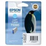 Epson oryginalny wkład atramentowy / tusz C13T55954010. light cyan. 13ml. Epson Stylus Photo RX700 C13T55954010