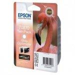 Epson oryginalny wkład atramentowy / tusz C13T08704010. glossy optimizer. 2x11.4ml. Epson Stylus Photo R1900 C13T08704010