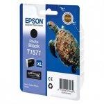 Epson oryginalny wkład atramentowy / tusz C13T15724010. cyan. 25.9ml. Epson Stylus Photo R3000 C13T15724010