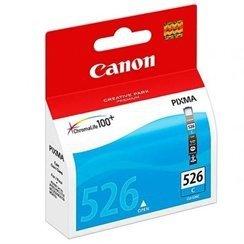 Canon oryginalny wkład atramentowy / tusz CLI526C. cyan. 9ml. 4541B010. 4541B004. blistr z ochroną. Canon Pixma  MG5150. MG5250. MG6150. MG8150 4541B010