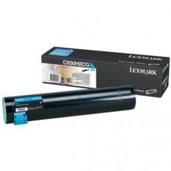 Lexmark oryginalny toner C930H2CG, cyan, 24000s, Lexmark C930