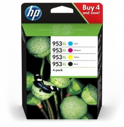 HP Tusz Ink/953XL High Yield C/M/Y/K 4-pack