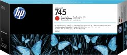 HP Wkład atramentowy 745 300-ml Chromatic Red F9K06A
