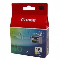 Canon oryginalny wkład atramentowy / tusz BCI16C. color. 9818A020. 9818A002. Canon Pixma i90. Selphy D8706 9818A002
