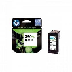 HP oryginalny wkład atramentowy / tusz Blk Viv 350 XL f OJ J5780  J5785