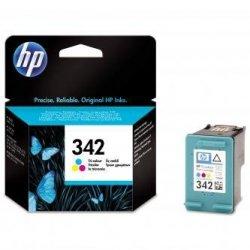 HP oryginalny wkład atramentowy / tusz C9361EE. No.342. color. 175s. 5ml. HP Photosmart 2575. C3180. C4180. DJ-5440. OJ-6310