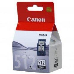 Canon oryginalny wkład atramentowy / tusz PG512BK. black. 400s. 15ml. 2969B001. Canon MP240. 260. 480 2969B001