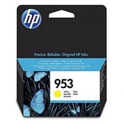 HP oryginalny wkład atramentowy / tusz blistr. F6U14AE. yellow. 700s. 10ml. No.953. HP OJ Pro 8218.8710.8720.8740 F6U14AE#BGY