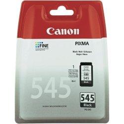 Canon oryginalny wkład atramentowy / tusz PG-545. black. 180s. 8287B001. Canon Pixma MG2450. 2550. 3550 8287B001