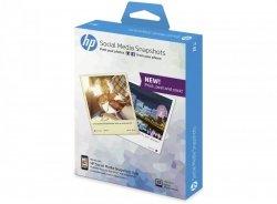 HP Wkład atramentowy Social Media Snapshots 25s 10x13cm W2G60A