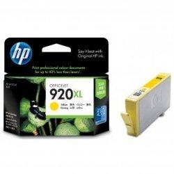 HP oryginalny wkład atramentowy / tusz CD974AE#BGX. No.920XL. yellow. 700s. HP Officejet CD974AE#BGY
