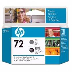 HP oryginalna głowica drukująca  72 Czarna & Szara Fotograficzna C9380A